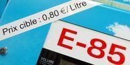 e85 biocarburant