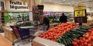 Légumes fruits distribution