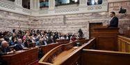 09.05.Grece Tsipras parlement Athenes.LOUISA GOULIAMAKI  AFP.1280.640
