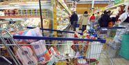 Grande distribution consommation supermarché hypermarché