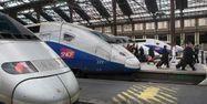27.06.TGV SNCF train ferroviaire gare.LOIC VENANCE  AFP.1280.640