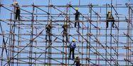 09.03.Construction batiment ouvrier macon echafaudage.STR  AFP.1280.640