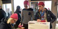 14.01.Eleveur porc elevage bonnet rose.JEAN-FRANCOIS MONIER  AFP.1280.640