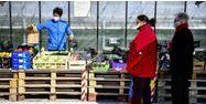 Fruits légumes marchés vente directe bio