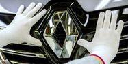 14.01.Renault logo losange automobile.PHILIPPE HUGUEN  AFP.1280.640