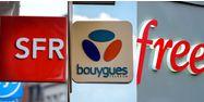 SFR Bouygues Free