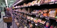 03.03.Consommation plat prepare agroalimentaire viande supermarche.CHARLY TRIBALLEAU  AFP.1280.640