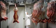 23.02.Abattoir viande charcutier.REMY GABALDA  AFP.1280.640