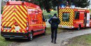 Attaque au couteau Villejuif CHRISTOPHE ARCHAMBAULT / AFP