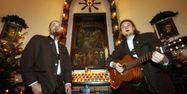 Musique chapelle autriche Oberndorf Douce Nuit