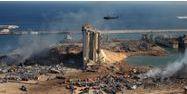 Liban Beyrouth Explosions Israel