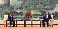 Tedros OMS Xi Jinping Chine