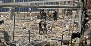 Liban explosions
