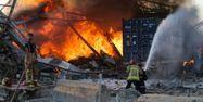 explosion Liban