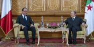 François Hollande Abdelazziz Bouteflika AFP 1280