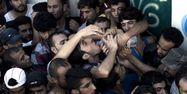 Migrants à Kos - ANGELOS TZORTZINIS / AFP - 1280x640