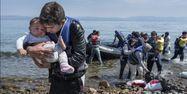 Migrants grèce afghan AFP 1280
