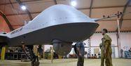 Drone Armée Sahel Militaires France