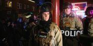 Policiers lourdement équipés aux Etats-Unis - 1280x640