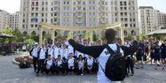Azerbaidjan jeux européens Bakou AFP 1280