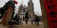 Eglise catholique catholiques Chine chrétiens