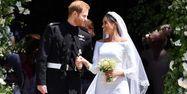 prince harry meghan markle mariage BEN BIRCHALL / POOL / AFP 1280