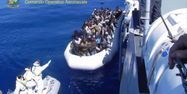 Migrants en Méditerranée - 1280x640