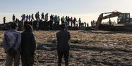 Site du crash de l'avion Addis Abeba-Nairobi (1280x640) Michael TEWELDE / AFP