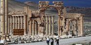 Le site archéologique de Palmyre, en Syrie - 1280x640