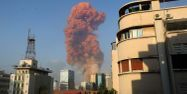Beyrouth liban explosion