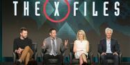 "Le casting de ""X-Files' (1280x640) Frederick M.BROWN/Getty Images North America/AFP"