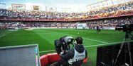 19.02.Football media camera television sport.CRISTINA QUICLER  AFP.1280.640