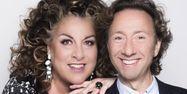 Marianne James et Stéphane Bern comment l'Eurovision pour France 2