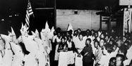 Ku Klux Klan AFP