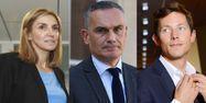 Agnès Evren, Arnaud Danjean, Bellamy