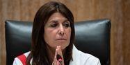 Michèle Rubirola maire de Marseille