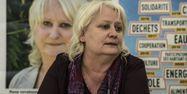 Michèle Picard maire PCF de Vénissieux JEAN-PHILIPPE KSIAZEK / AFP