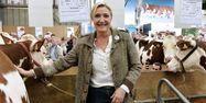 Marine Le Pen Salon de l'agriculture 2016