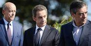 Juppé Sarkozy Fillon AFp 1280