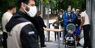 Coronavirus parc France épidémie