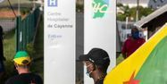 Guyane coronavirus jody amiet / AFP