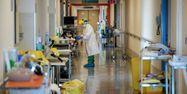 Coronavirus Hôpital