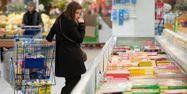 étiquetage alimentaire grande surface consommation supermarché alimentation