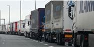 Camion poids lourds Police Trafic Circulation