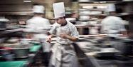 Cuisinier cuisine chef