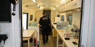 gendarmerie test coronavirus