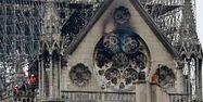 Notre-Dame de Paris abîmée (1280x640) Lionel BONAVENTURE / AFP