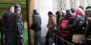 Migrants préfecture Caen AFP 1280