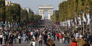Journée sans voiture sur les Champs-Elysées, 1280x640