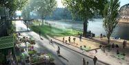 Quais de Seine Rive droite, 1280x640